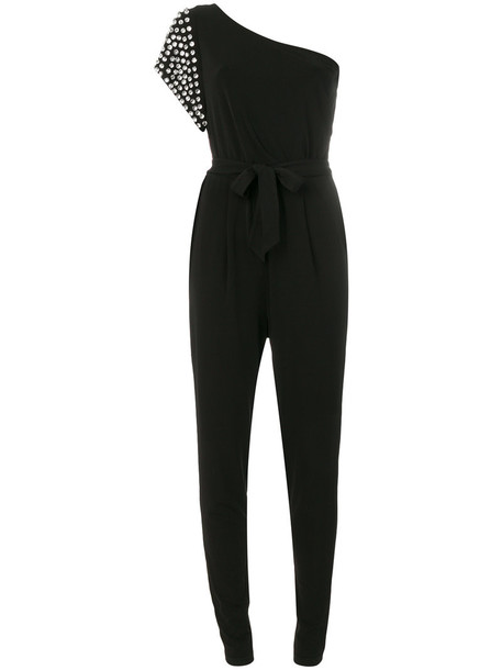 MICHAEL Michael Kors jumpsuit women spandex embellished black