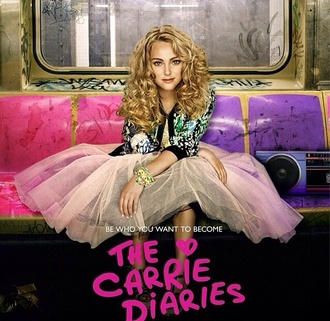 dress the carrie diaries carrie bradshaw carrie diaries prom dress 80s style 80s dress annasophia robb