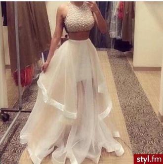 dress two piece dress set prom dress two piece prom dresses