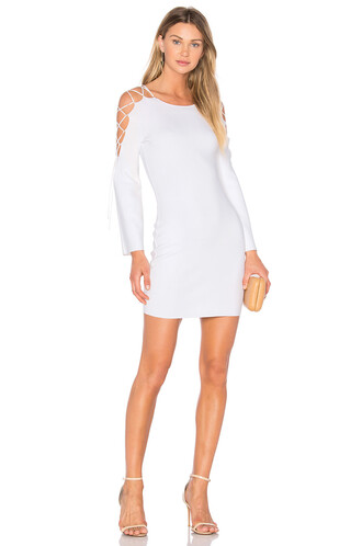 dress sweater dress white