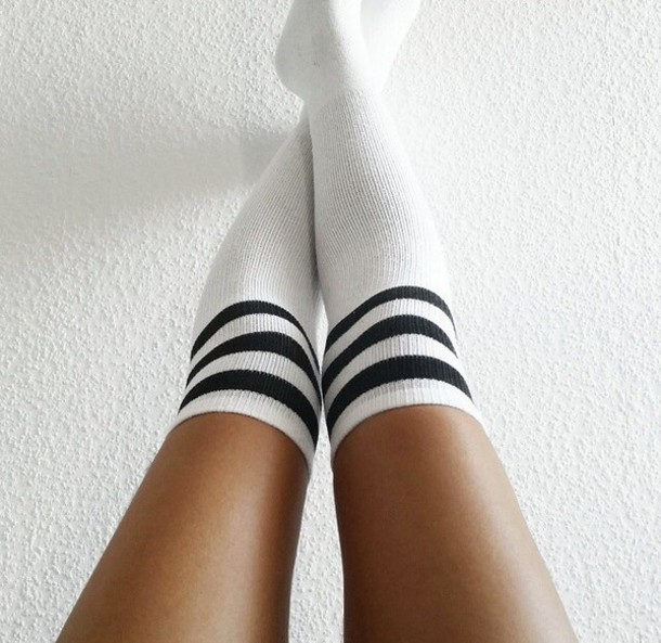 socks striped socks white socks sport socks knee high socks