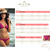 2016 PilyQ Swimwear Neo Block Color Block Bandeau and Piped Banded Full Bottom