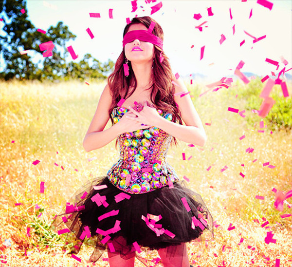 dress chiffon skirt colorful dress bling bling dress black selena gomez