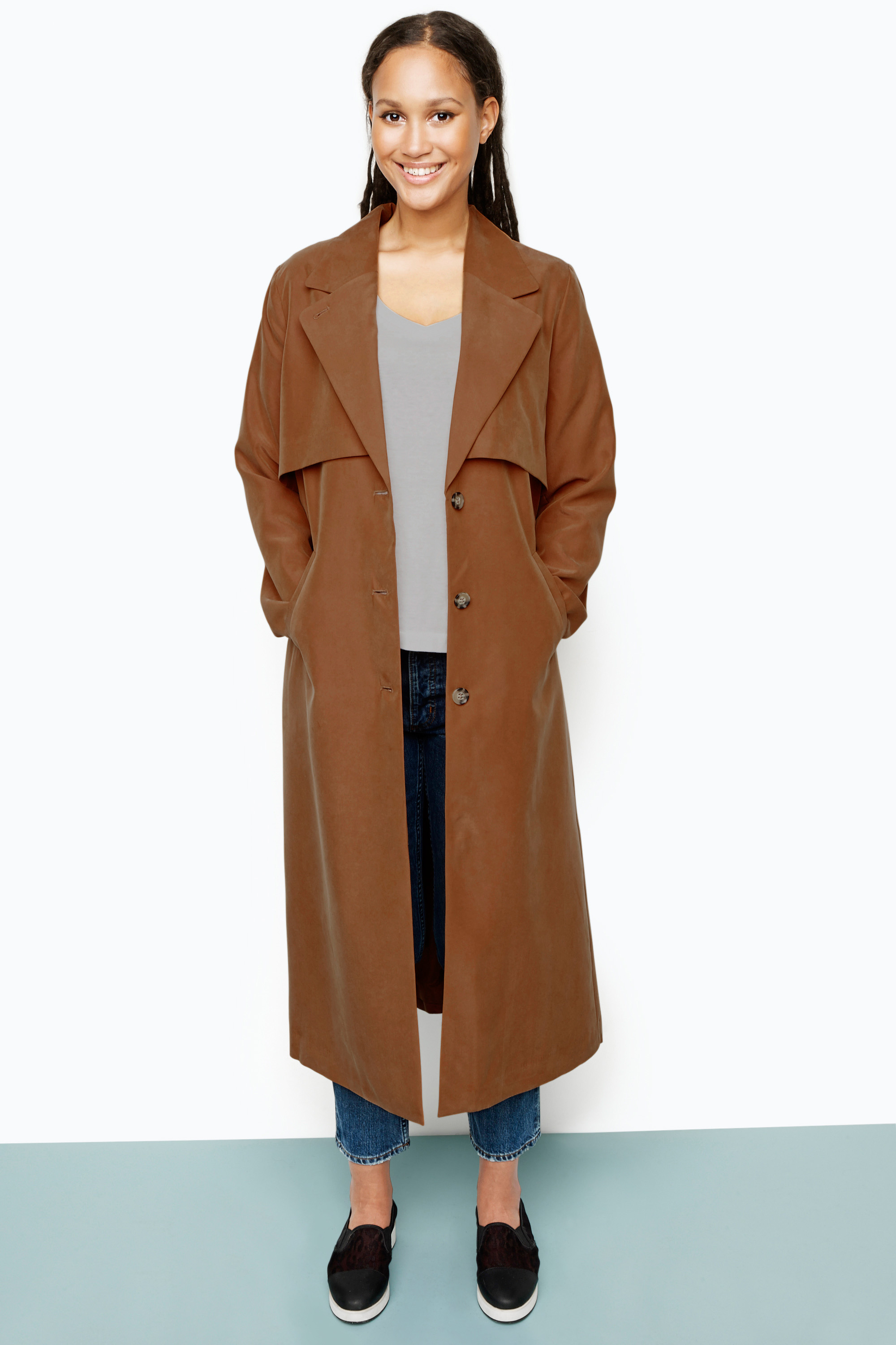 Juni coat | Jackets & coats | Monki.com