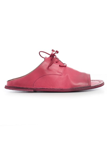 Marsèll shoes purple