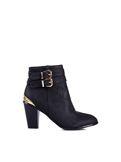Black W. Buckles - Sugarfree Shoes - Black W.Buckles - Hverdagssko - Sko - Kvinne - Nelly.com