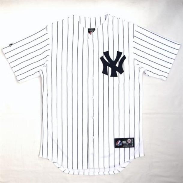 Yankees Baseball Jersey Baseball Jersey Yankees Jersey New York