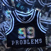 shirt,holographic,swag,crop tops,top