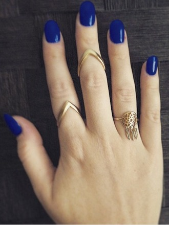jewels dream catcher midi rings hand jewelry gold rings