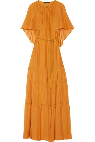 dress maxi dress maxi chiffon silk