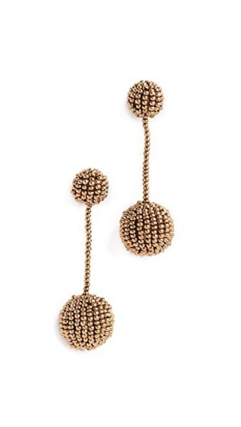 Madewell beaded earrings jewels