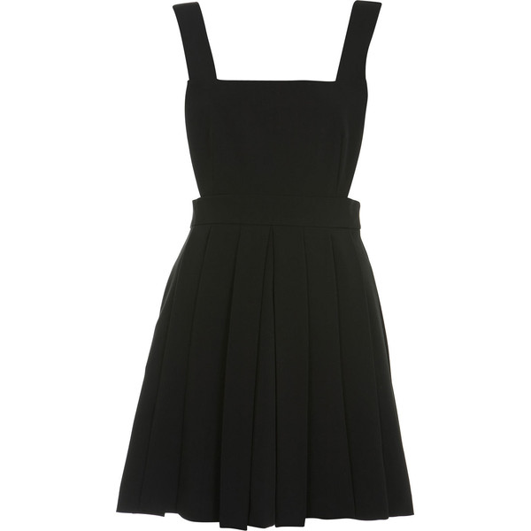 Miss Selfridge Bib And Brace Pinafore Dress - Polyvore