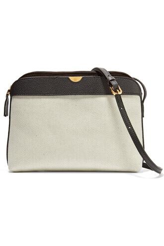 bag shoulder bag leather light
