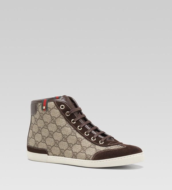 shoes sneakers gucci beige shoes