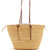 Racco large woven-straw tote