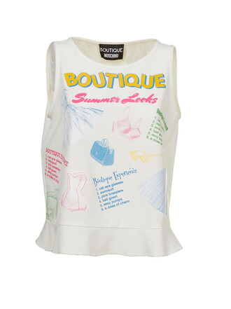 top sleeveless top sleeveless print multicolor
