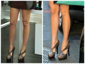 blake lively,shoes,heels,fendi,classy,sexy,new york city,serena van der woodsen