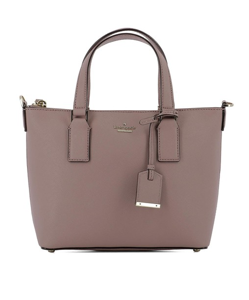 Kate Spade bag leather pink pink leather