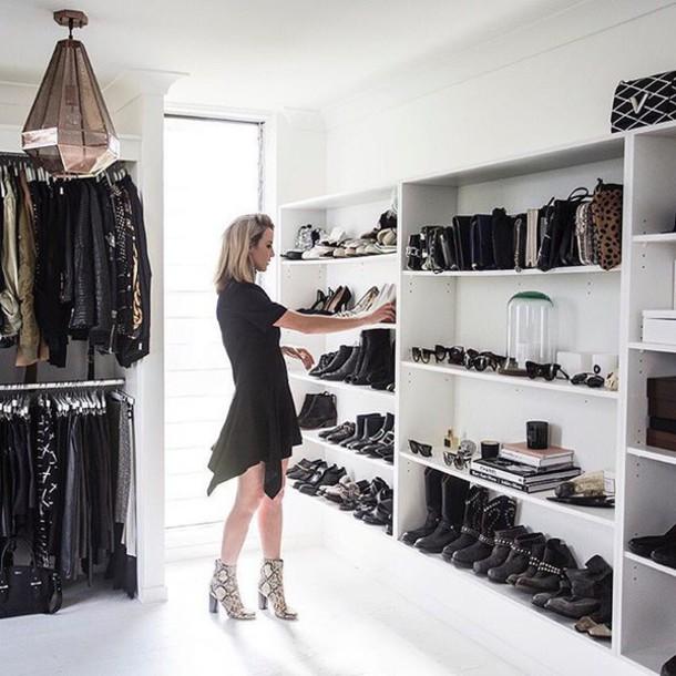 Dress Closet Tumblr Mini Dress Home Decor Boots