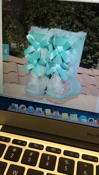 tiffany blue uggs outlet bling