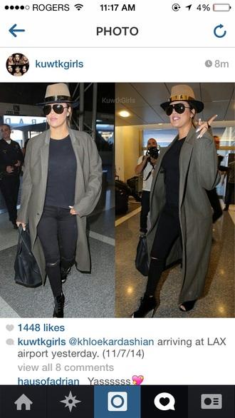 jeans sunglasses kourtney kardashian kardashians khloe kardashian
