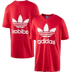 adidas Men's Originals Mirror Trefoil T-Shirt