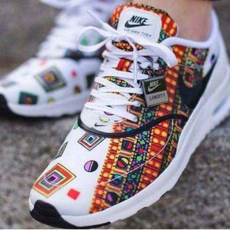 shoes nike nike running shoes nike shoes nike air nike sneakers aztec aztec shoes liberty air max nike air max thea