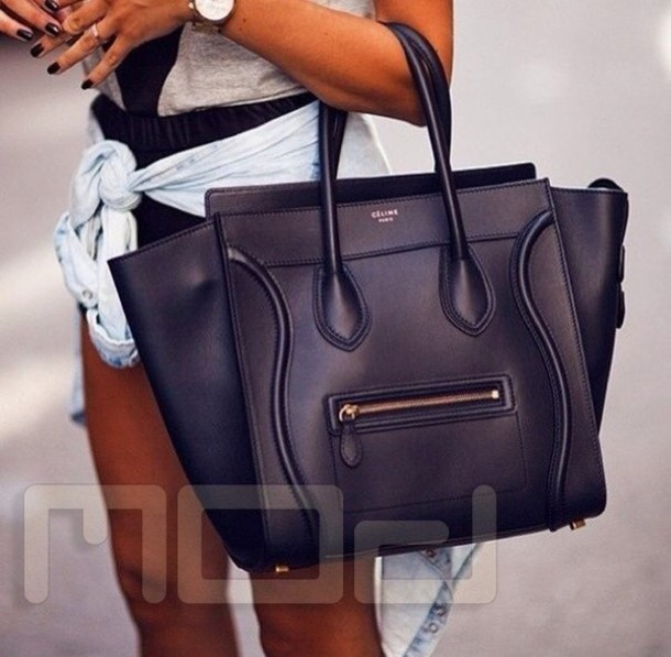 celine tote replica - 44% off Celine Handbags - Final Sale Celine Mini Luggage from ...
