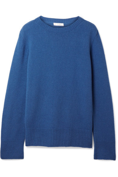 The Row sweater oversized wool