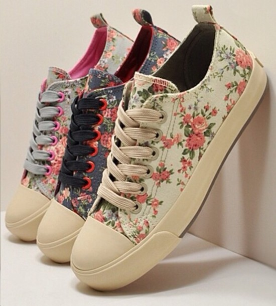 6f69a72cc9c6 shoes converse floral chuck taylor all stars converse all-star