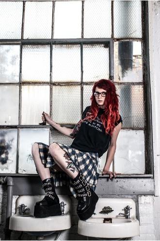 shoes goth goth shoes platform shoes demonia punk cyber goth nu goth pastel goth shirt