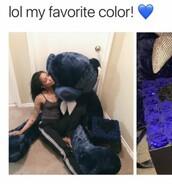 home accessory,life size teddy bear,navy,dark blue,teddy bear,huge teddy,giant teddy bear,royal blue,giant teddy,oversized teddy bear