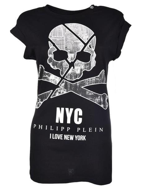 PHILIPP PLEIN t-shirt shirt skull t-shirt t-shirt skull top
