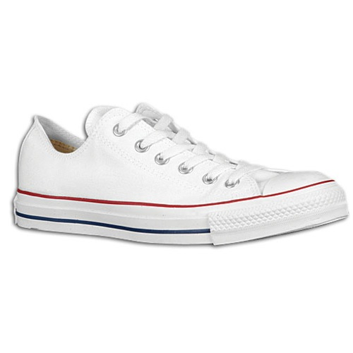 Converse All Star Ox - Men's - Basketball - Shoes - Optical White/White