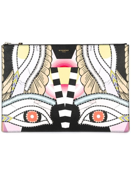 Givenchy women clutch print bag