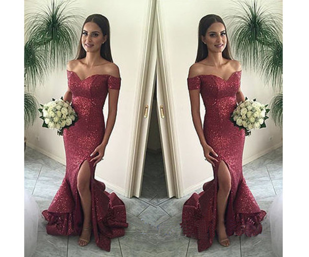 Dress Long Prom Dress 2016 Prom Dress Off Shoulder Prom Dress