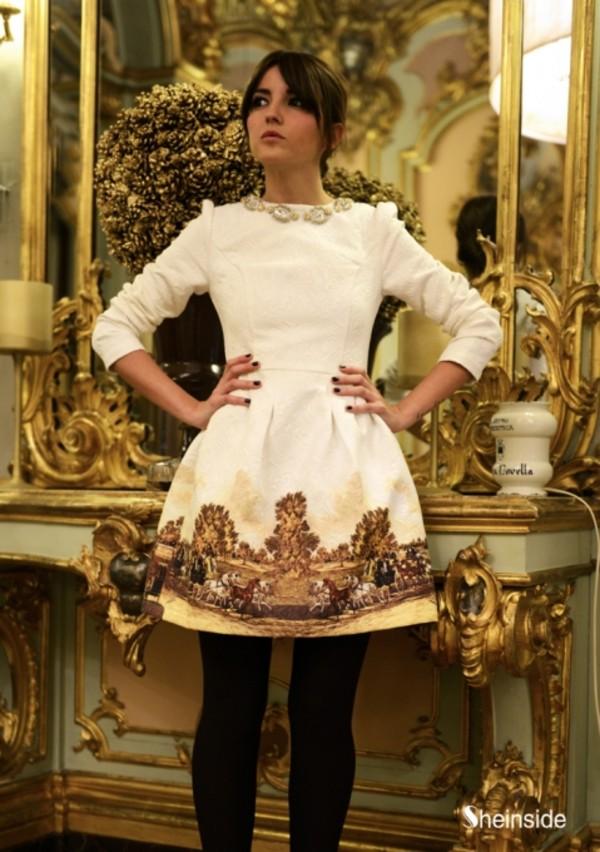dress lovely pepa sheinside.com