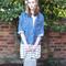 Oversized denim jacket 90s style – sirenlondon