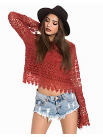 Come Along Crochet Top, NLY Trend