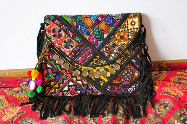 bag purse colorful little coins gypsy hippie boho chic boho jewelry  bohemian home accessory accessories summer 0f6bcc918da20