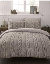 home accessory,grey comforter