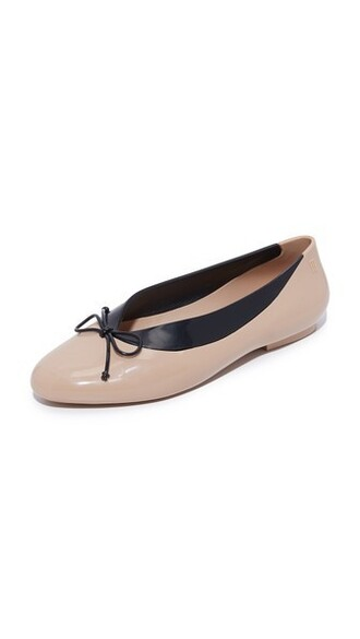 dance flats black brown shoes