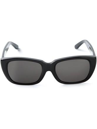 women sunglasses black
