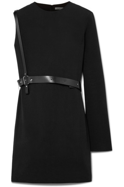 Helmut Lang dress mini dress mini black