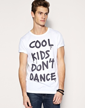 ASOS | ASOS Cool Kids Dont Dance Crew Neck T-Shirt at ASOS