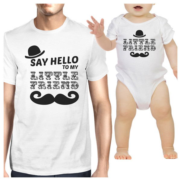 ea5d4941 t-shirt son beard tshirt funny baby shirt with daddy funny t-shirt father.