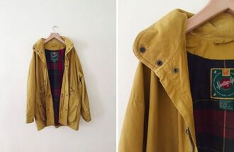 jacket grunge jeans dcmartens vintage indie yellow jacket striped shirt boho cool fall outfits