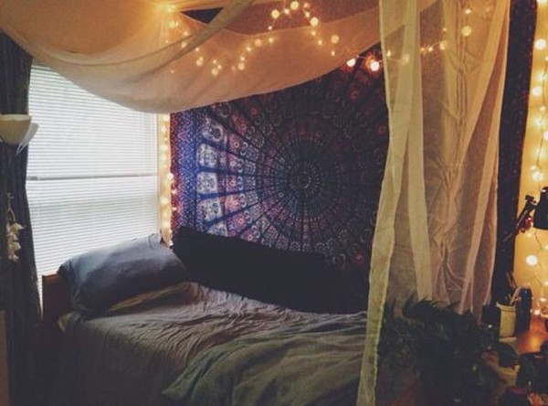 Decorating Ideas > Trippy, Hippie, Psychedelic Decor ~ 173611_Trippy Dorm Room Ideas
