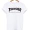 Thrasher skateboard magazine t-shirt - stylecotton