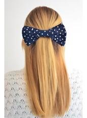 hair accessory,bow,polka dots,jewels